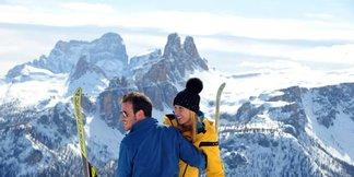 Slow Ski i Cortina d'Ampezzo