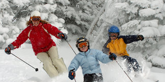 Infographic: Top 3 Rocky Mountain Resorts for Families