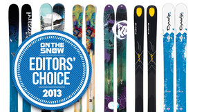 2013 Editors' Choice: The Best Women's Powder Skis