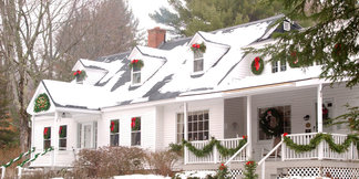 Top Lodging: Buttonwood Inn, North Conway - ©The Buttonwood Inn