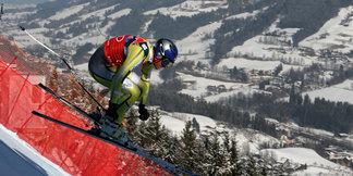 Kitzbühel : Les plus belles photos de la descente - ©Agence Zoom