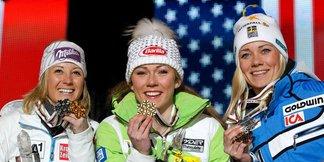 Mondiali di Schladming: USA di nuovo oro con la Shiffrin - ©FIS Alpine World Cup Tour