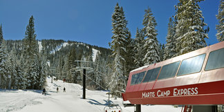 Private Lifts: Martis Camp, Northstar California - ©Martis Camp