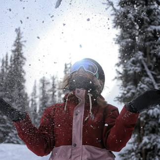 Colorado Powder Gallery: Resort Refills  - ©Tripp Fay, Copper Mountain Resort