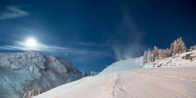 10 december 2014, actuele beelden uit de skigebieden