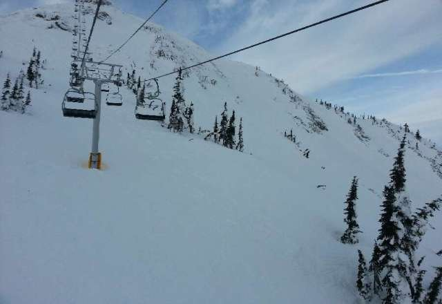 in need of fresh snow!