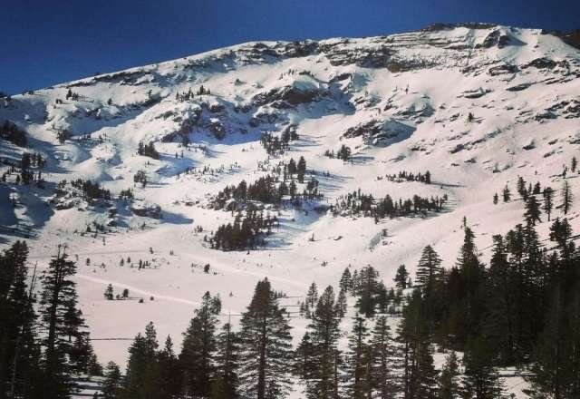went on Sunday. spring skiing! at least 50 degrees