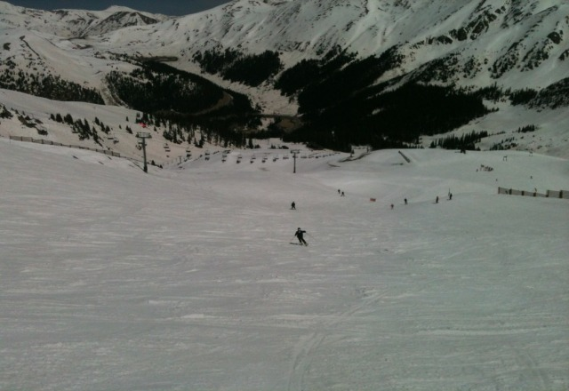 Great day yesterday! Still strong conditions from 10:30 to about 1:00.
