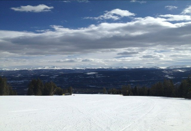 Great day on Breck! Everything i was hoping for my first time here. Def on my list to be a regular!