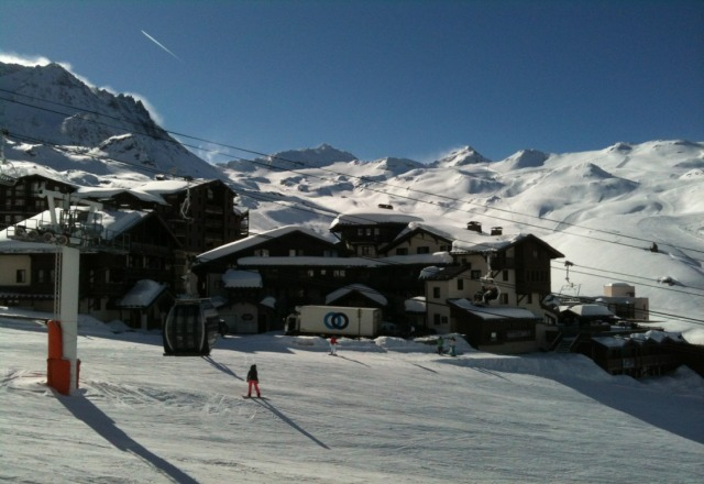 great conditions and excellent weather superb ski conditions
