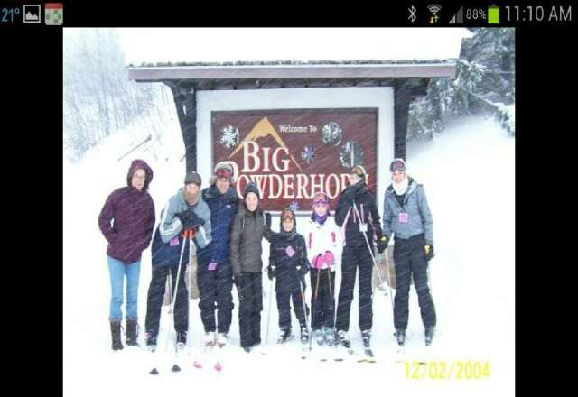 looking forward to our annual trip to Powderhorn to ski between Christmas and new years!