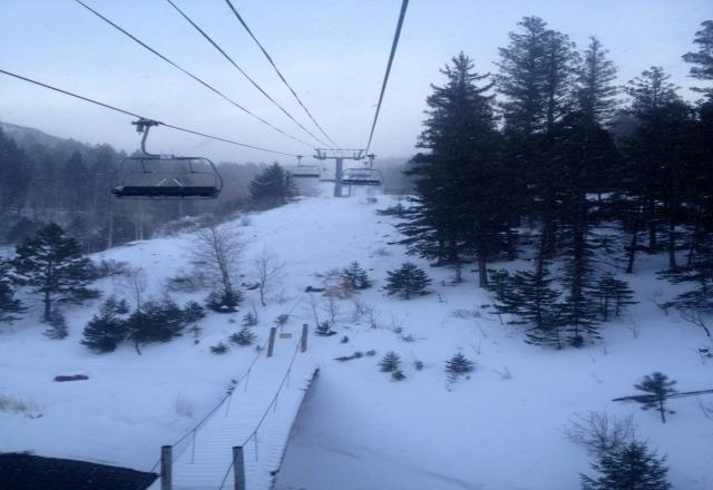 needs more snow :(