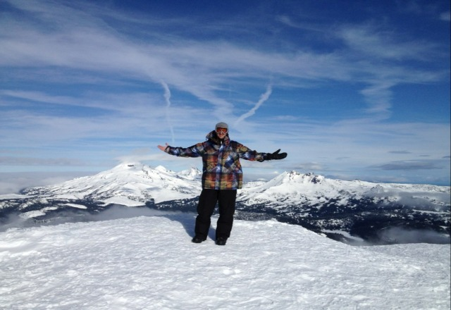 yesterday on top. great day