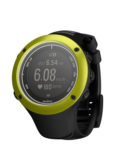 Suunto Ambit2 S in Lime - ©Suunto