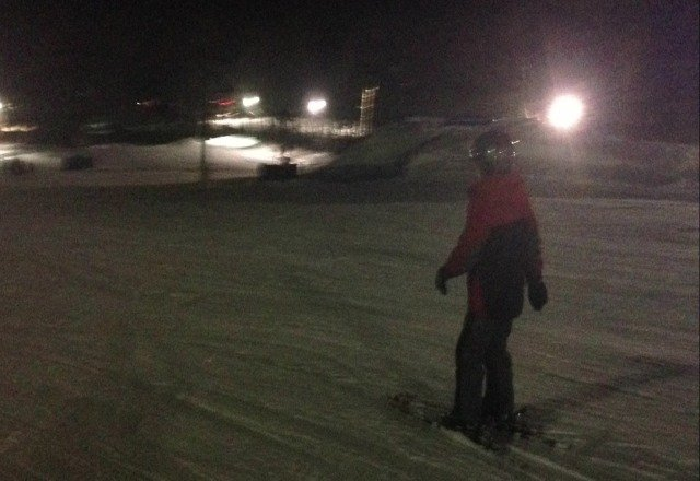 was there last night. conditions were mostly good. some icing later in the day. greay place for kids to learn. lift and rental staff were awesome to my son (9).