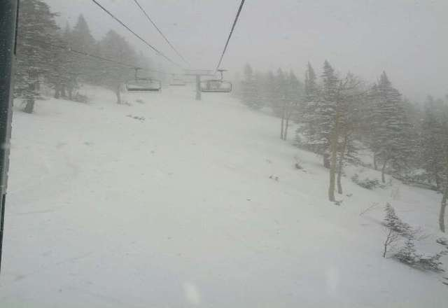 was there 1/ 29/ 12. such an amazing day! got there at about 8:30 and almost no one was there. fresh snow even on groomers
