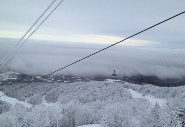 this was Saturday 29/12 it was amazing view with amazing conditions