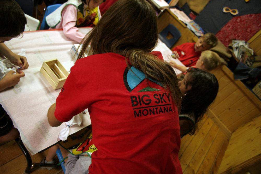 Big Sky, Montana Kids Club