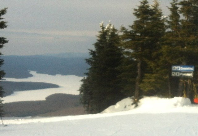 great day - good conditions - no lines