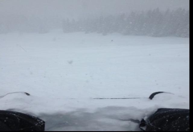 wont stop snowing in aspen