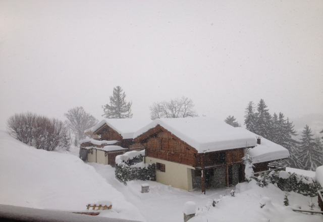 most lifts are open and resort is covered in snow and its still falling! great day on the slopes yesterday