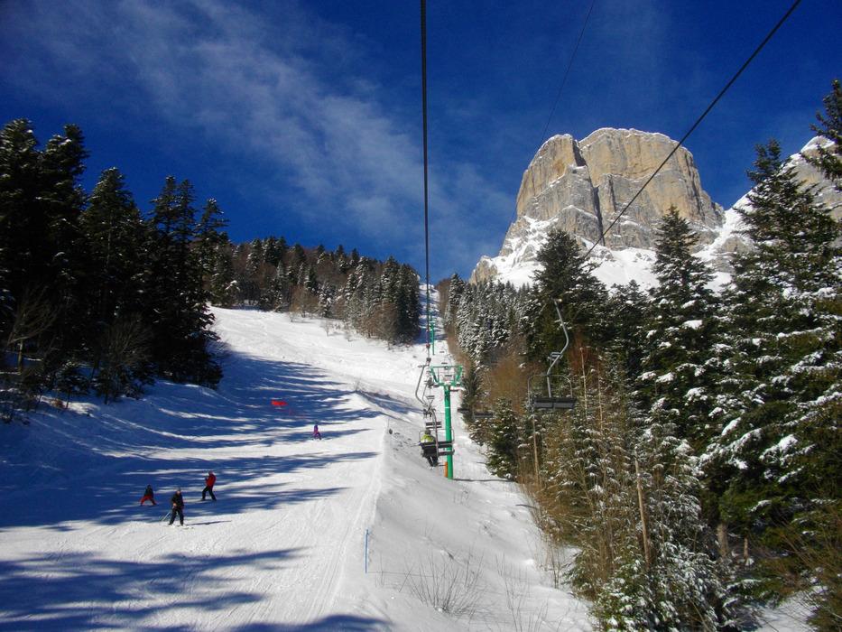 Col de l'Arzelier ski area - ©© Laurent Chenevas