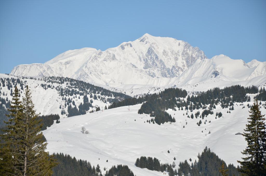 Crest Voland Cohennoz ski area