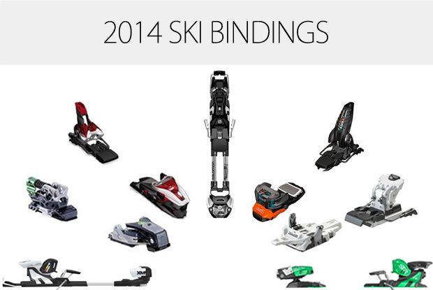 2014 Ski Bindings