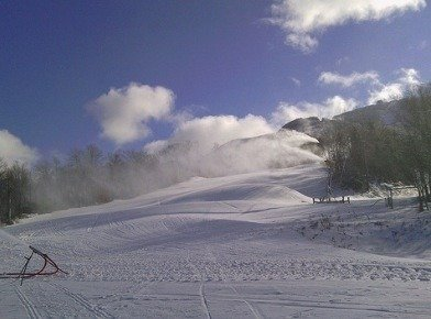 Great job snowmaking on the improvements 1st two days were outstanding