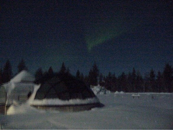 Spent last x mas here. Small resort but good for the northern lights.