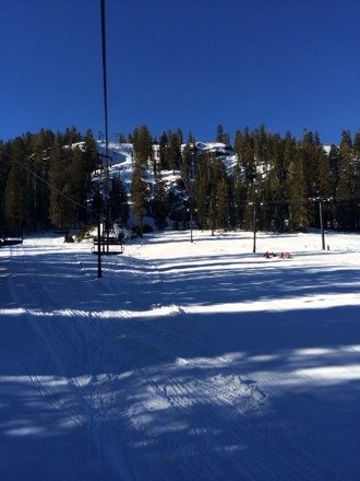 Went up there today. Mostly machine groomed snow from the last storm. Weather was nice and no big crowds. The close this week but will be open starting next Saturday.