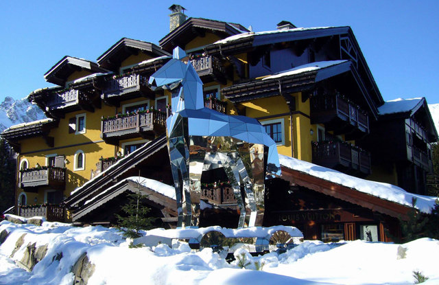 Courchevel Cheval Blanc - ©Cheval Blanc