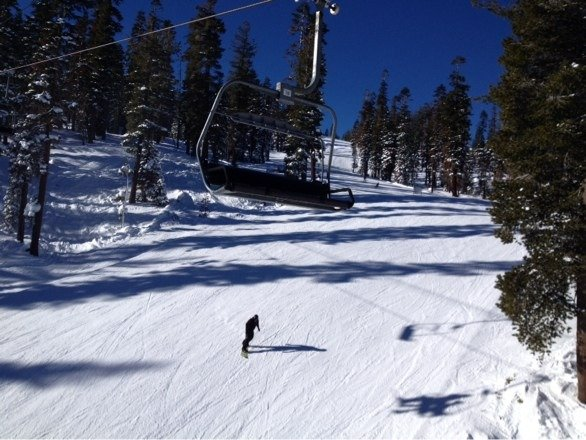 I've been skiing at Northstar since 1971. Fantastic resort, awesome employees, amazing skiers and the BEST resort in Tahoe! Come experience Northstar....Happy Holidays!