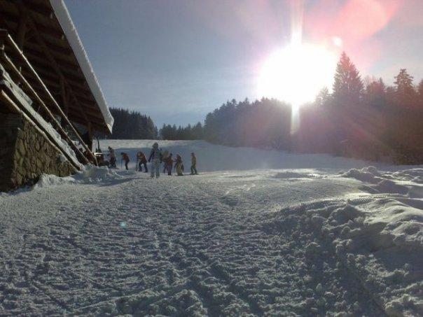 Ski Čertov – Lazy pod Makytou
