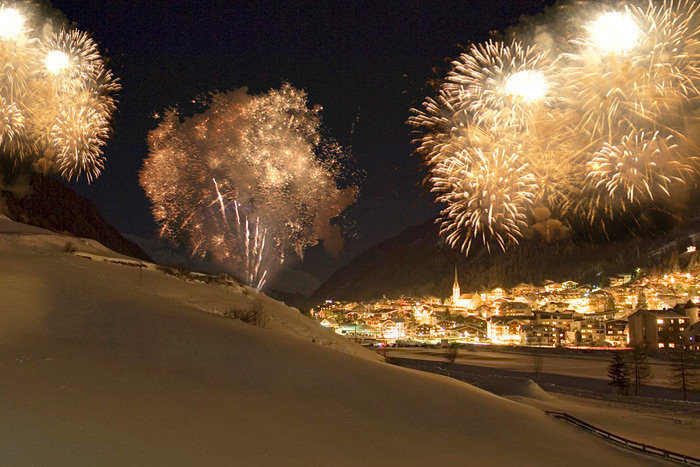 New Year's Eve 2012 in Ischgl - ©Tourismusverband Paznaun – Ischgl