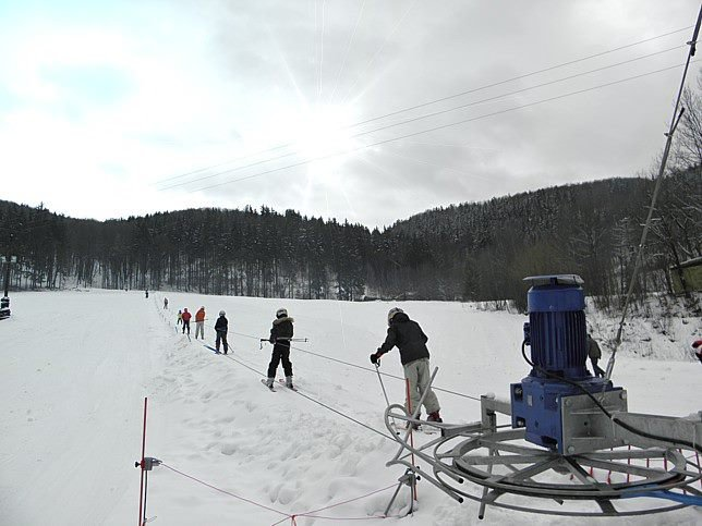 Skipark Hrubá voda