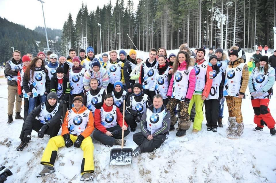 Winter Music Opening weekend in Jasná Nízke Tatry 30.11.2013