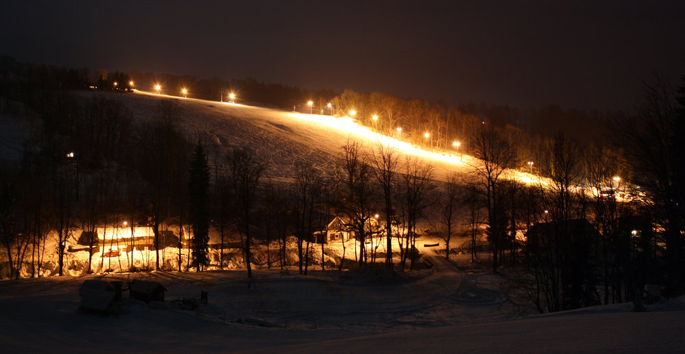 Zdobnice Night Skiing