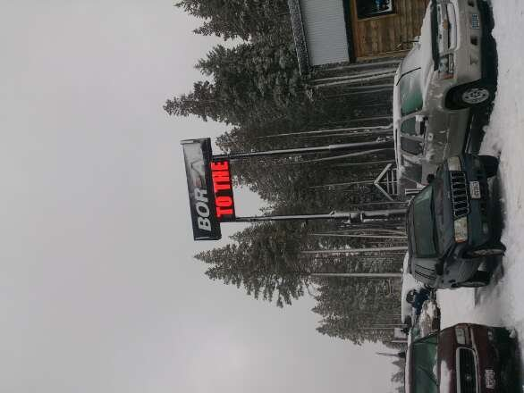not much people practically short to no line. fresh new snow. if u didn't mind it blowing into your face.
