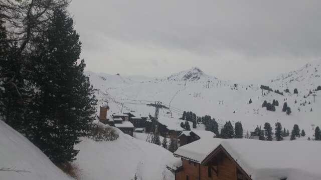 Cheeky bit of fresh powder