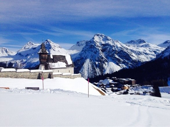 Beautiful ski area, especially with the new expansion to Lenzerheide. The best kept secret of the Swiss Alps.
