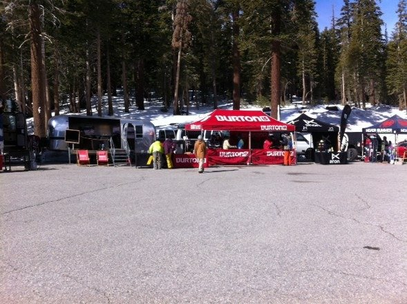 Demo day   Good days at mammoth nice to premier MVP