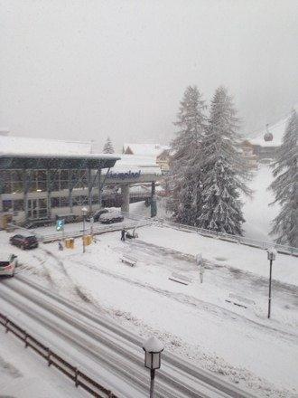 Plenty of snow!