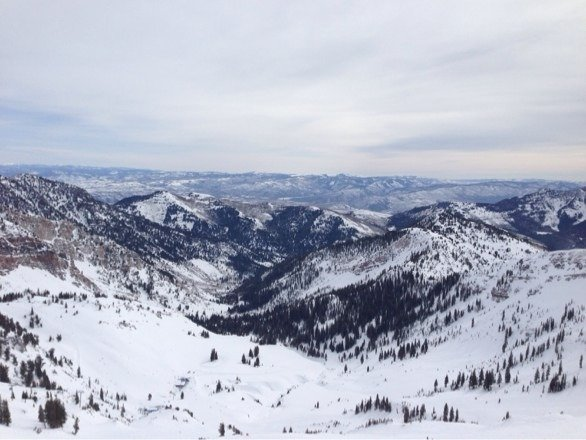 Great day!  Thanks Snowbird