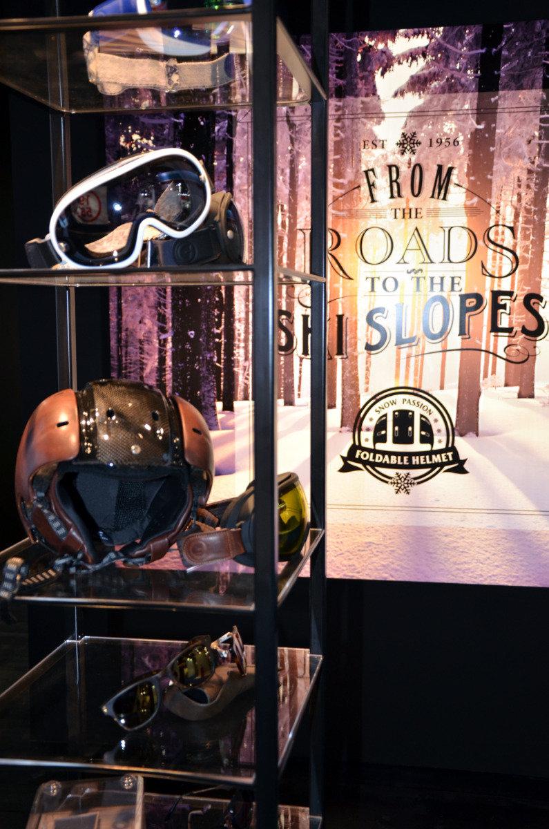 Carrera foldable helmet - ©Skiinfo