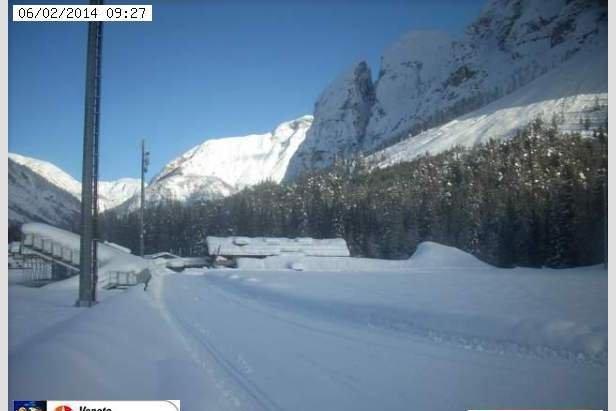 Cortina d'Ampezzo Feb. 2, 2014