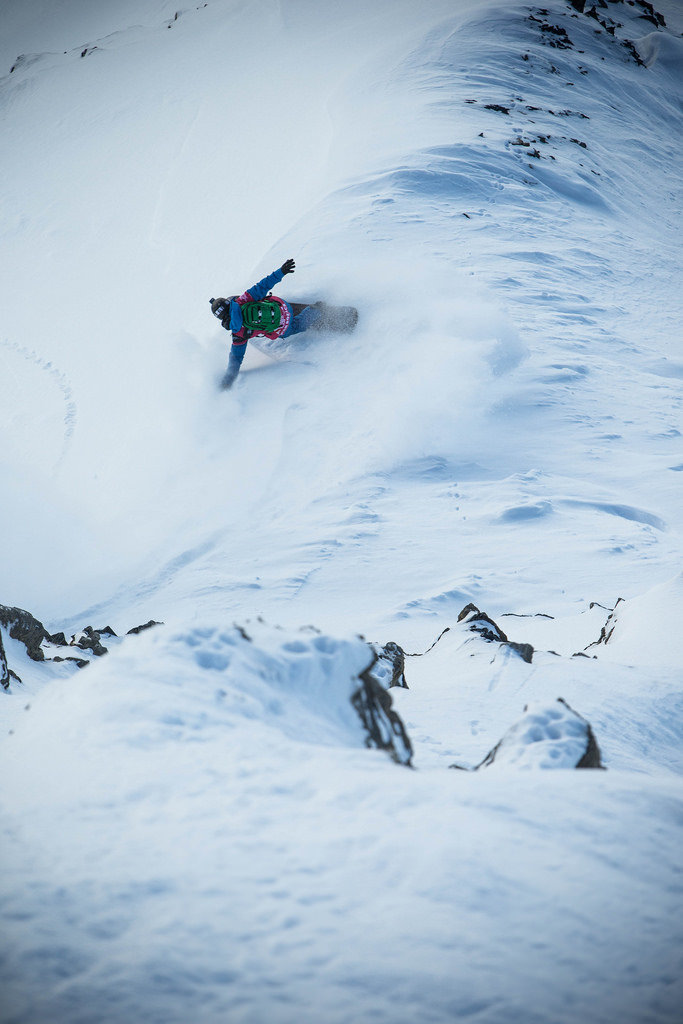 Swatch Freeride World Tour by The North Face 2014 - ©www.freerideworldtour.com/
