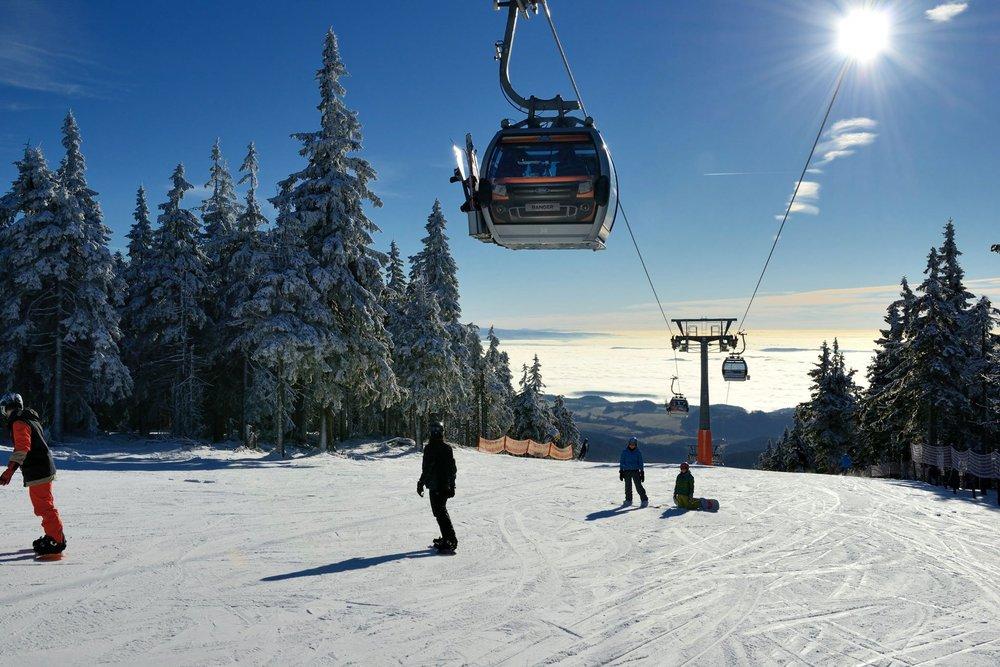 Spring skiing: Černá hora - Janské Lázně 13.3.2014 - ©Černá hora - Janské Lázně FB