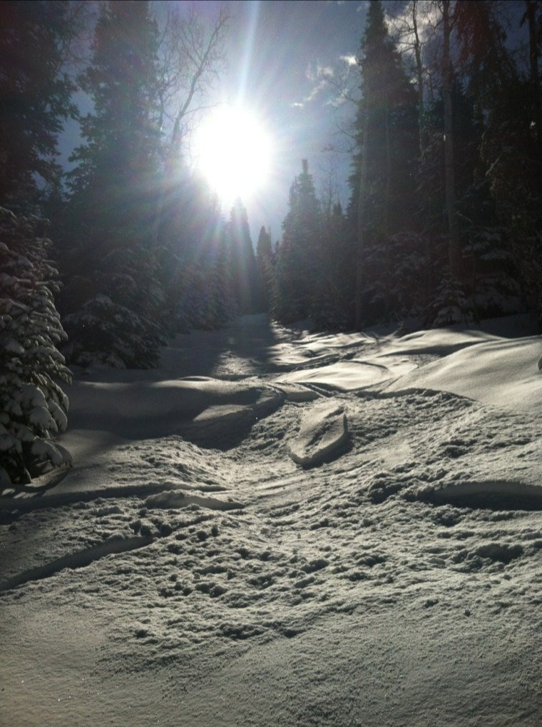 Spectacular day at Sunlight!