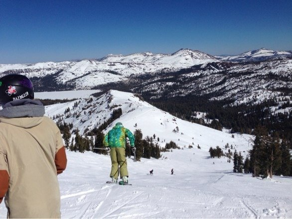 Being from CO, Kirkwood skis great.  Skied Heavenly yesterday and not worth it.